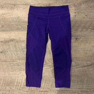 Athletic crop pants